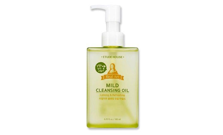 Cleansing oil dari Etude House adalah salah satu produk skincare yang wajib dimiliki remaja berkulit sensitif. (Foto: Etude House)