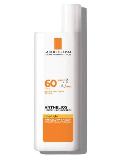 Anthelios, bảo vệ da khỏi tia UV