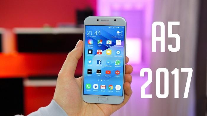 Samsung Galaxy A5 2017 - Đánh giá điện thoại giá rẻ đẳng cấp